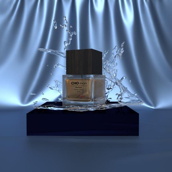 Zen of Scent Parfum CHOman