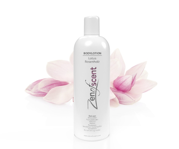 Zen of Scent Bodylotion Lotus Rosenholz 200ml