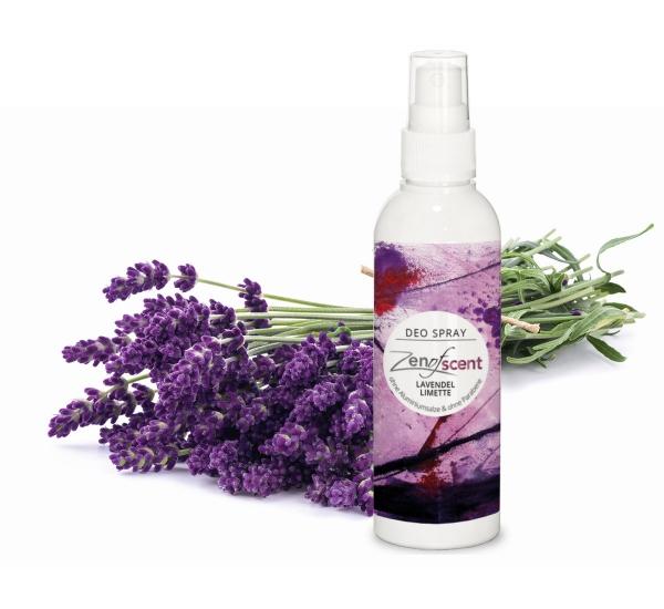 Deo-Spray Lavendel Limette